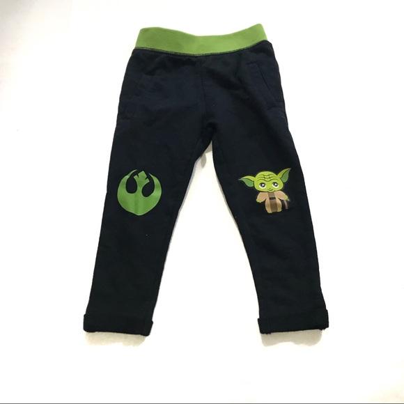 Disney Star Wars Sweatpants 18 Months